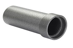 Cylindrical pipe made from ARPRO (expanded polypropylene)